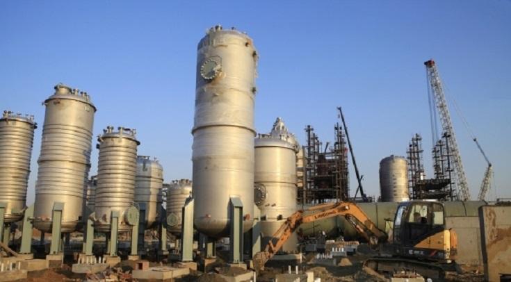 华荣防爆在斯尔邦项目长期使用稳定