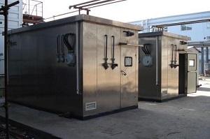 国际认证防爆电器设备在分析小屋中的应用