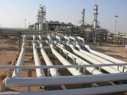 哈萨克斯坦油田预处理项目签订CU-TR认证防爆马路灯