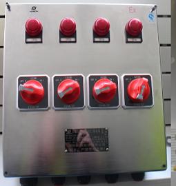 华荣防爆专业提供各种出口防爆配电箱