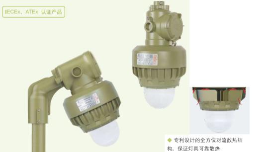 华荣防爆高效节能LED灯HRD91和HRD95
