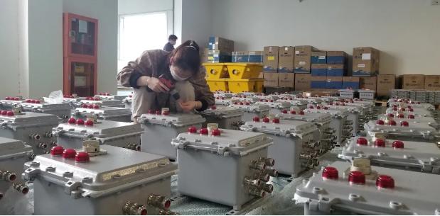 华荣防爆电器顺利迎来第二季度产销旺季