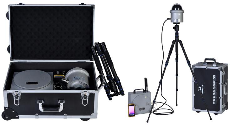防爆布控球摄像仪适用于石化天然气现场施工检修安全监控