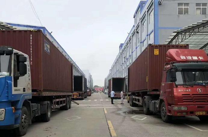 华荣防爆国际认证防爆电器陆续发往多个石化炼化基地