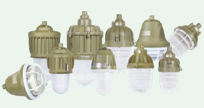 IECEX认证防爆灯具在使用时一定要注意日常检查