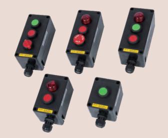 BZA8050系列防爆主令控制器