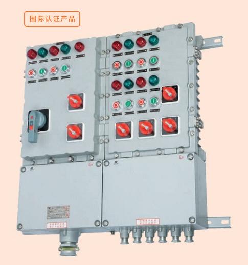 防爆动力电磁起动配电箱