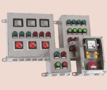 BZC8050系列操作柱