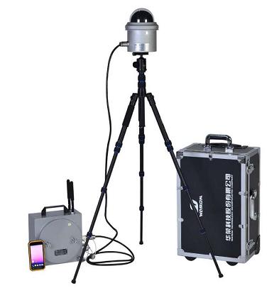 防爆布控球摄像仪