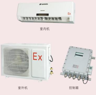 BKF(R)系列防爆分体壁挂式空调